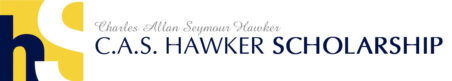 C.A.S Hawker Scholarship